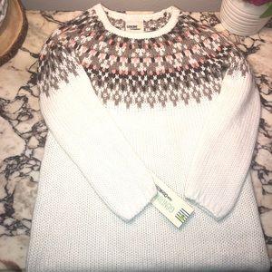 NWT Genuine Kids From OshKosh Girls Sweater Dress